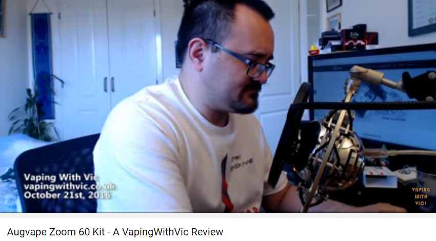 Zoom 60 Kit – A VapingWithVic