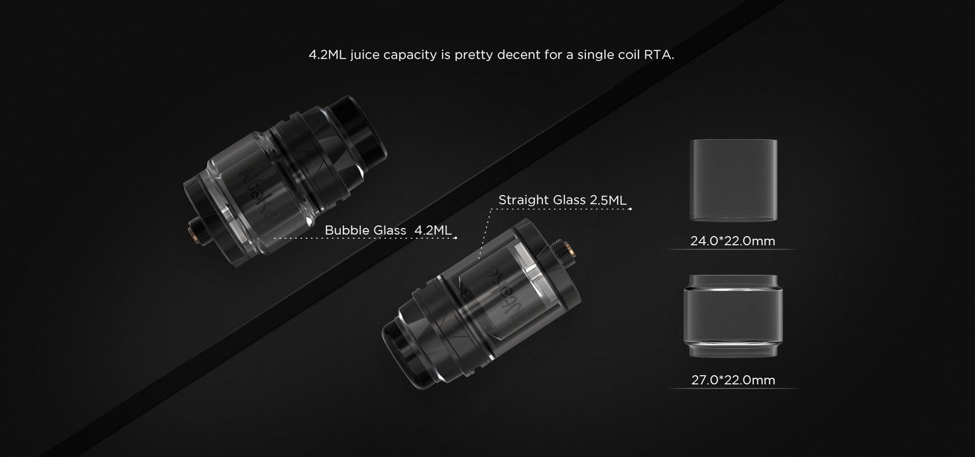 Augvape Intake RTA Tank Atomizer | 4.2ml