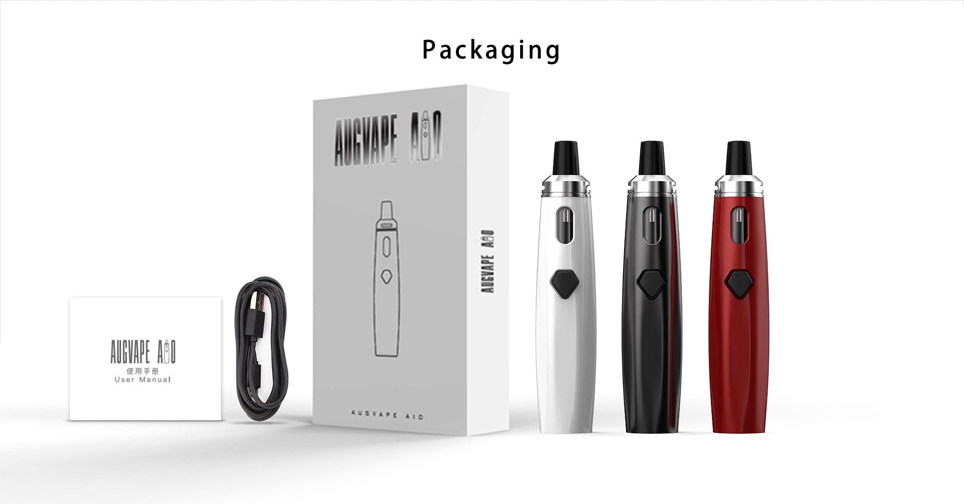 augvape aio / all in one vape starter kit