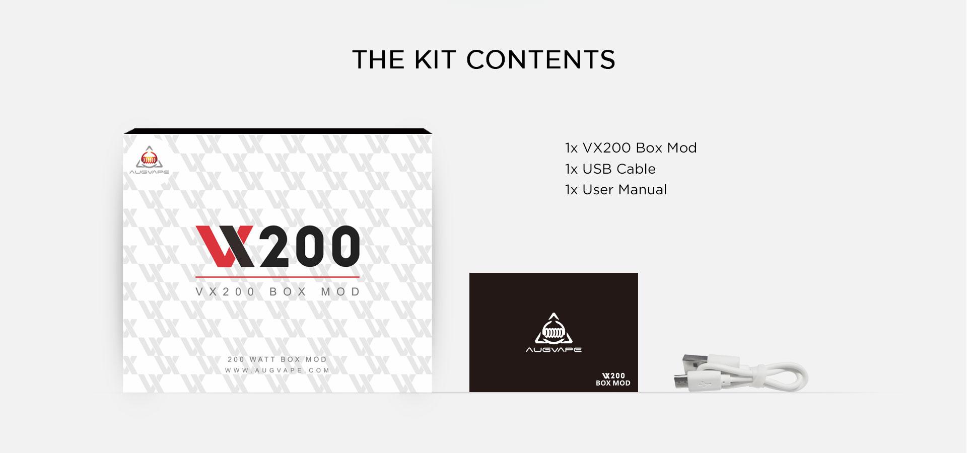 vx200 box mod