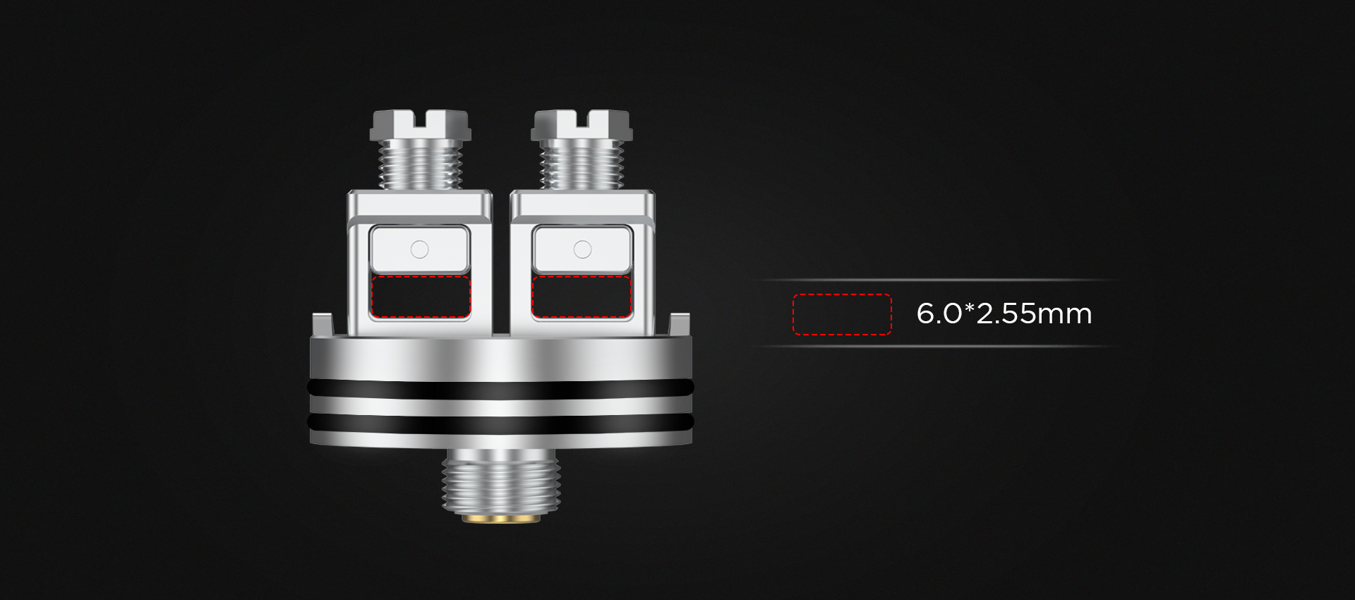 Le Occula RDA by Augvape et Twisted Messes