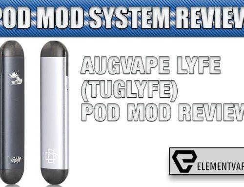 Augvape Lyfe (Tuglyfe) Pod Mod Review