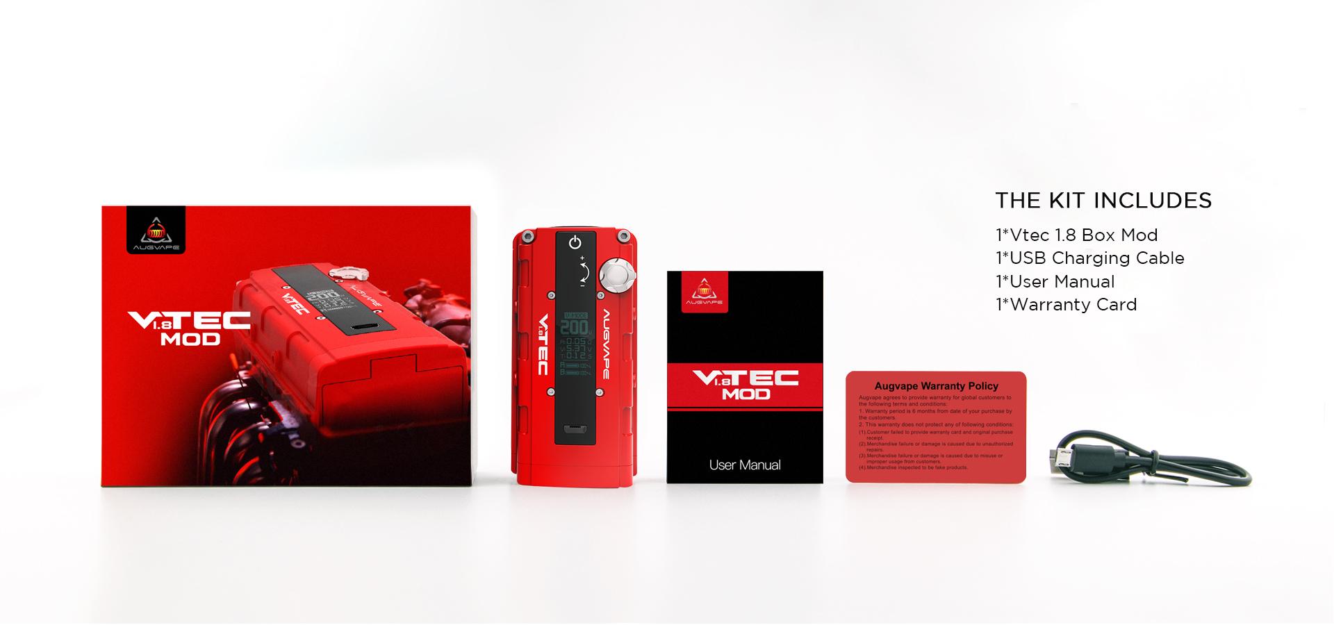 VTECI.8 BOX MOD