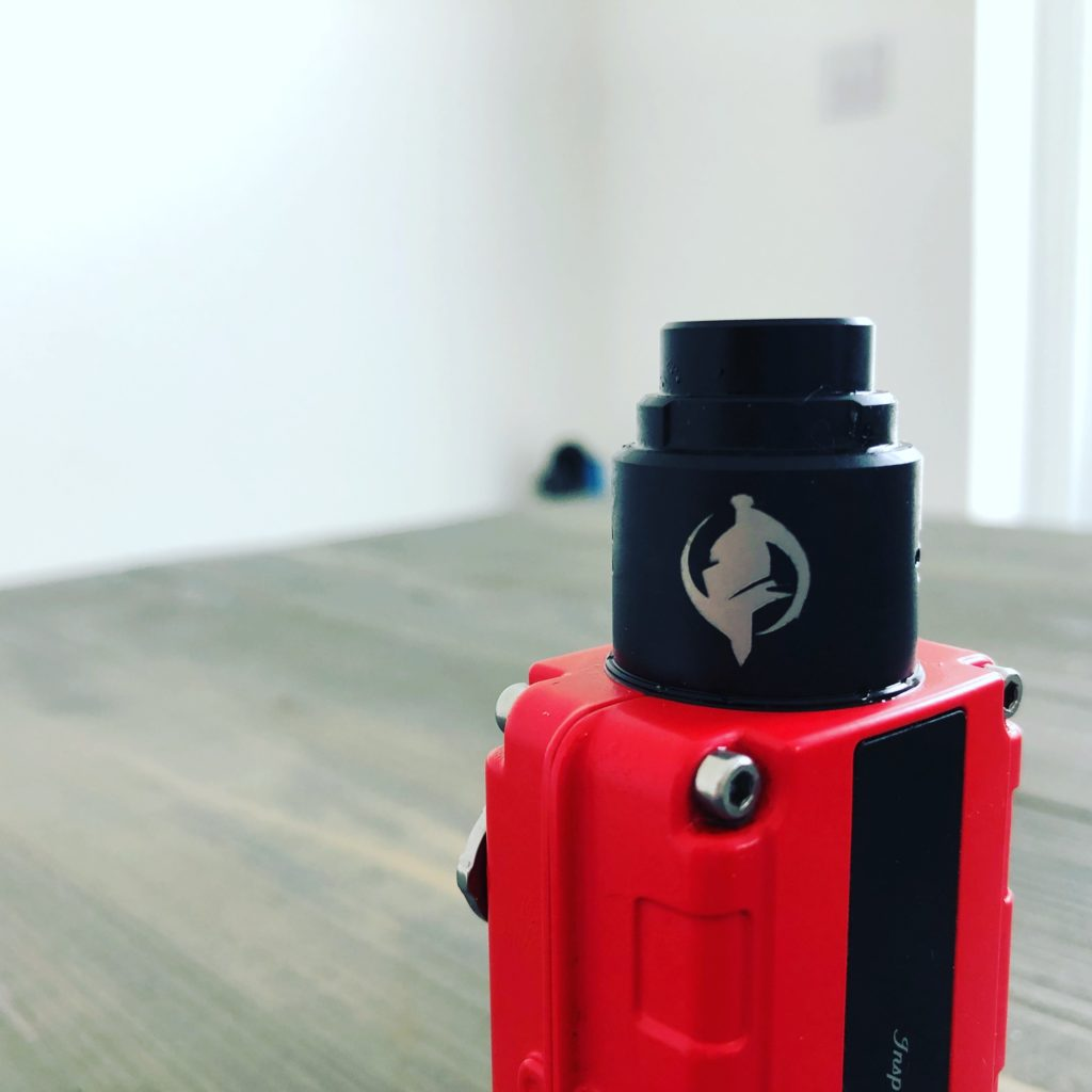 AUGVAPE V200 REVIEW