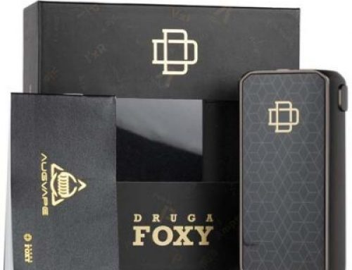 AUGVAPE DRUGA FOXY REVIEW